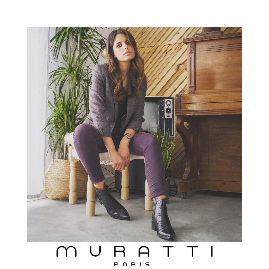 Chaussures Muratti en promotion