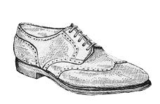 Chaussures à lacets en promotion