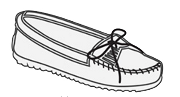 Chaussures bateau pour homme