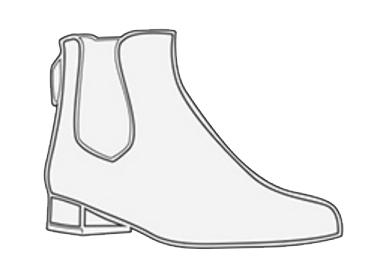 Boots de pluie pour femme