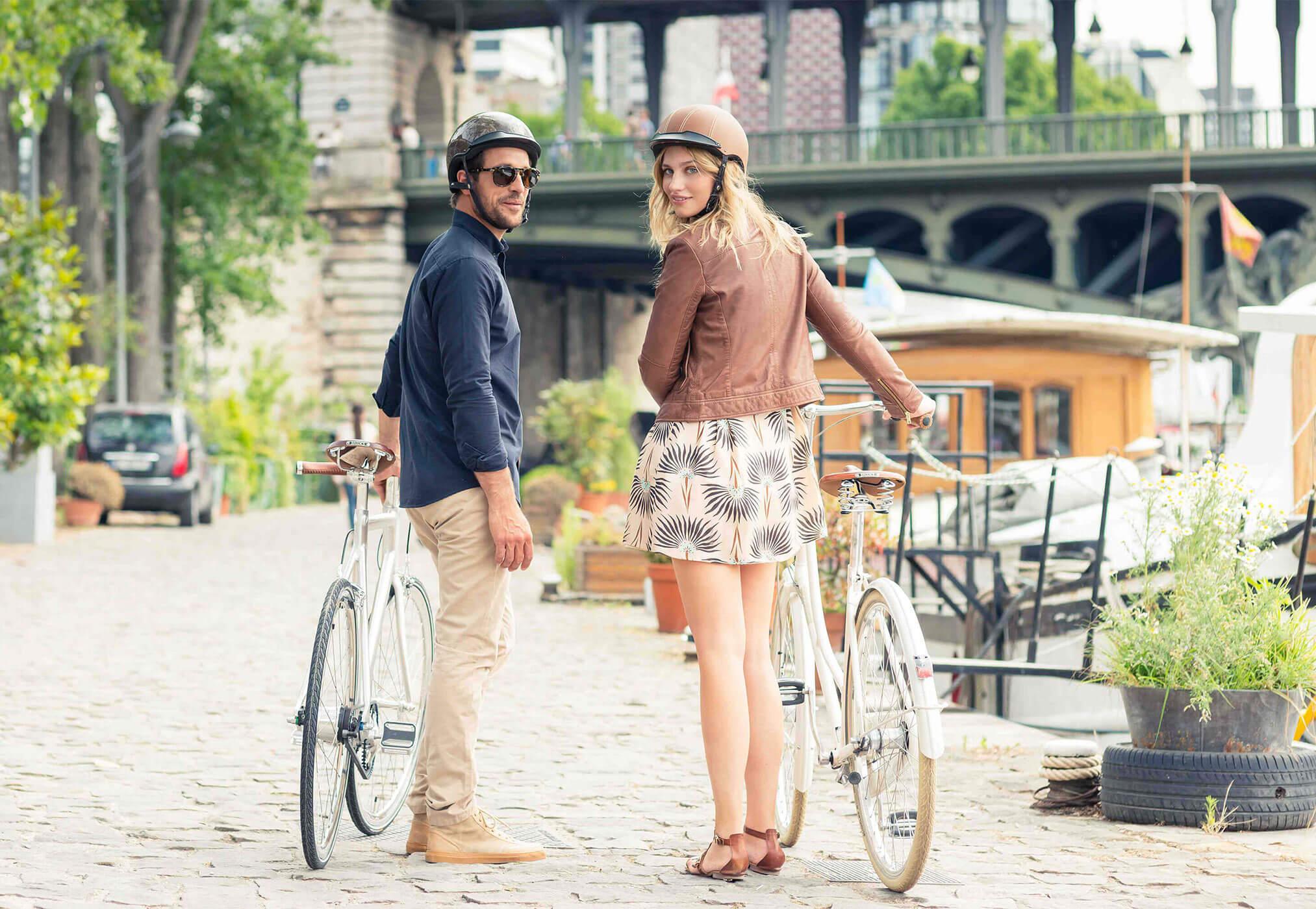 Casques de vélo Egide