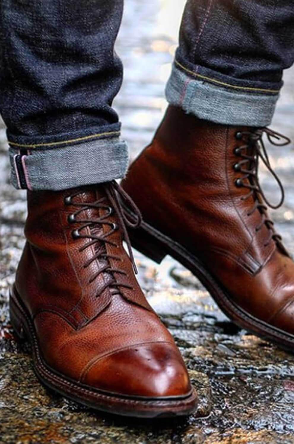 Chaussures Crockett and Jones