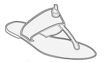 Nu-pieds et sandales pour femme