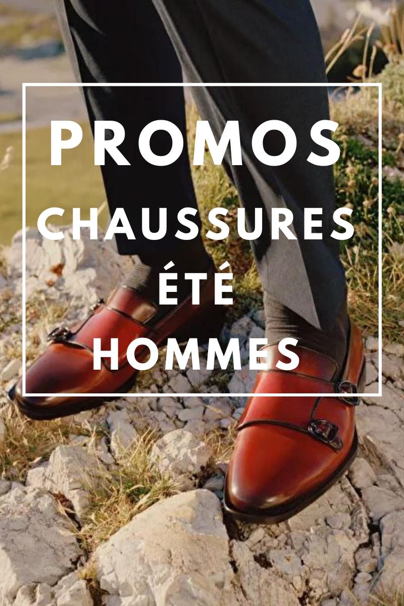 Chaussures homme en promotion